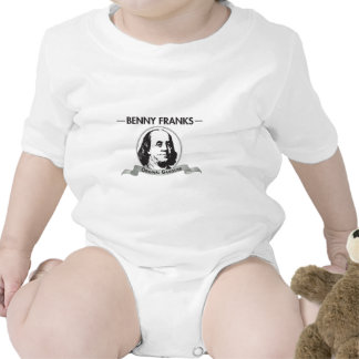 Benny Franks Original Gangster T Shirt