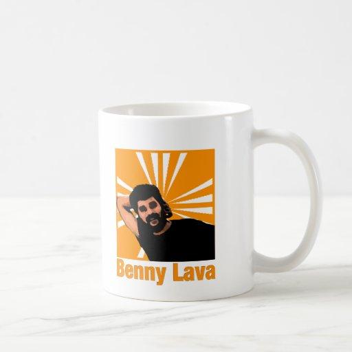 Benny Lava Mug