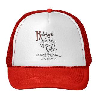 Benny's Amazing ! 100% pureSnake Oil Hat