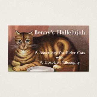 Benny's Hallelujah Business Card