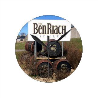 BenRiach reloj whisky Watch Programa for a Dram