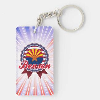 Benson, AZ Acrylic Key Chain
