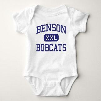 Benson - Bobcats - High school - Benson Arizona Baby Bodysuit