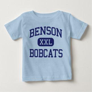 Benson - Bobcats - High school - Benson Arizona Baby T-Shirt