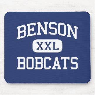 Benson Bobcats Middle School Benson Arizona Mouse Pad