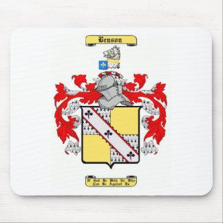 benson mouse pad