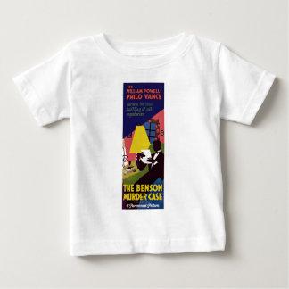Benson Murder Case Baby T-Shirt