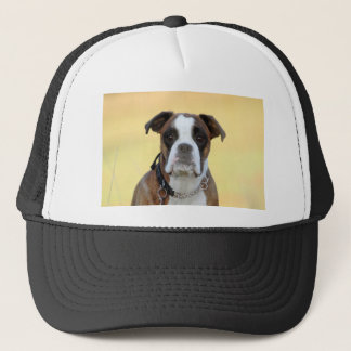 Benson the Boxer Trucker Hat