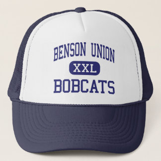Benson Union - Bobcats - High - Benson Arizona Trucker Hat
