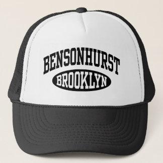 Bensonhurst Brooklyn Trucker Hat