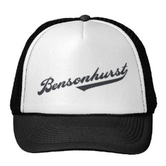 Bensonhurst Gorros Bordados