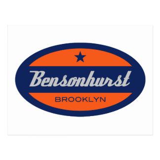 Bensonhurst Postcard