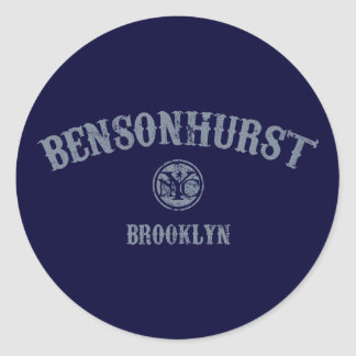 Bensonhurst Stickers