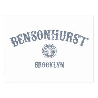 Bensonhurst Tarjetas Postales