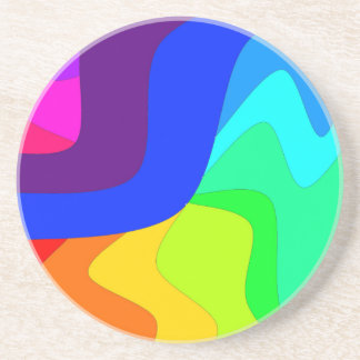 Bent Bow Sandstone Coaster