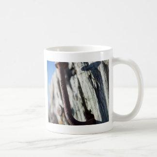 Bent Nail in the Sun Coffee Mug