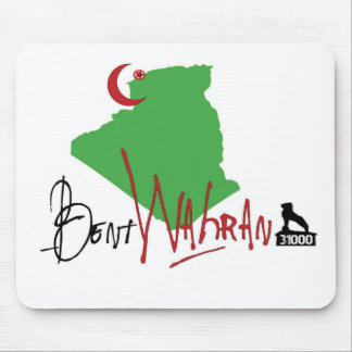 Bent Wahran Mouse Pad