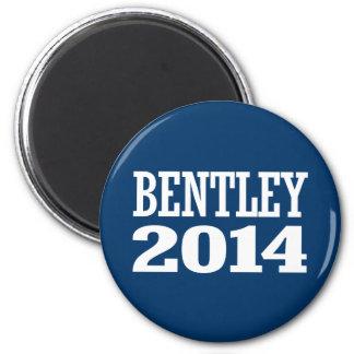 BENTLEY 2014 FRIDGE MAGNET