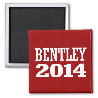 BENTLEY 2014 REFRIGERATOR MAGNET
