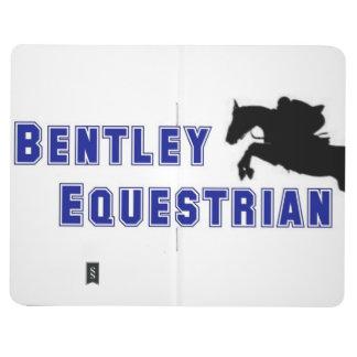 Bentley Equestrian Team Notebook