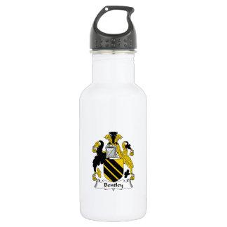Bentley Family Crest Water Bottle