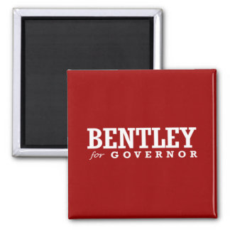 BENTLEY FOR GOVERNOR 2014 MAGNETS