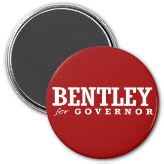 BENTLEY FOR GOVERNOR 2014 FRIDGE MAGNET