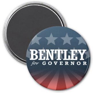 BENTLEY FOR GOVERNOR 2014 REFRIGERATOR MAGNET