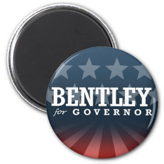 BENTLEY FOR GOVERNOR 2014 MAGNET