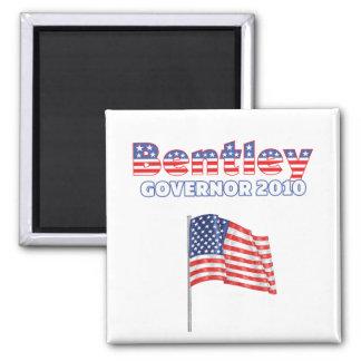Bentley Patriotic American Flag 2010 Elections Refrigerator Magnets