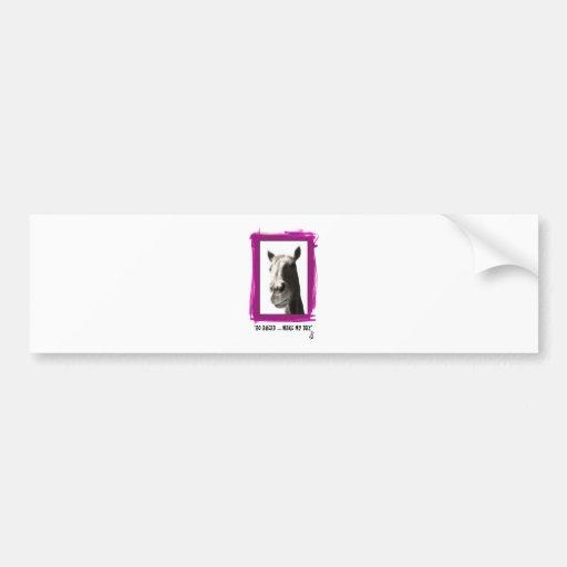 Bently Bumper Sticker