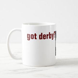 bento de derby taza clásica
