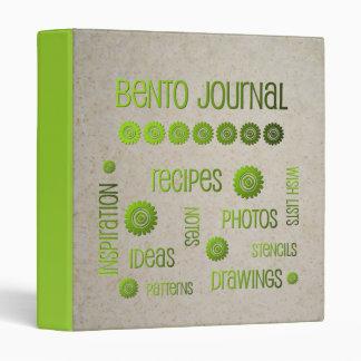 Bento Journal Binder