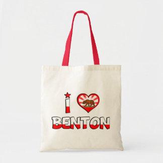 Benton CA Bolsa De Mano