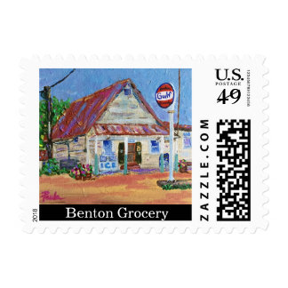 Benton Grocery USP Stamps