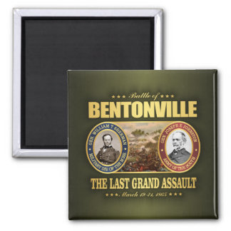Bentonville (FH2) 2 Inch Square Magnet
