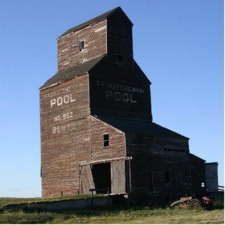 Bents Saskatchewan Cut Out