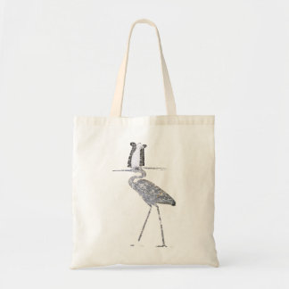 Benu Bird Canvas Bags