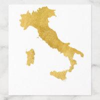 Benvenuti Italia Villa Wedding Envelope Liner