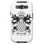 Benwyll Family Crest Galaxy S3 Cases
