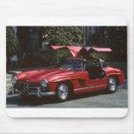 Benz clásico Gullwing de Mercedes Alfombrilla De Ratones