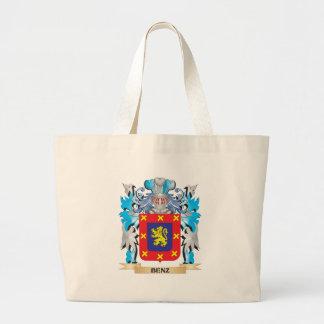 Benz Coat of Arms Tote Bag