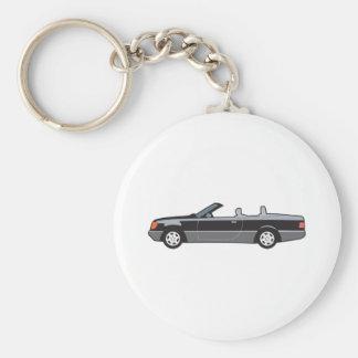 Benz de Mercedes Llavero Redondo Tipo Pin