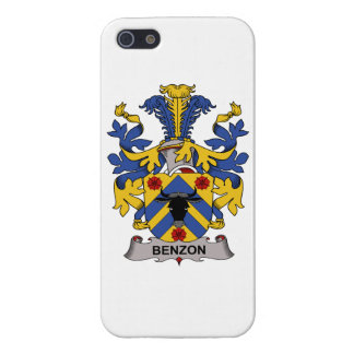 Benzon Family Crest iPhone 5 Cover