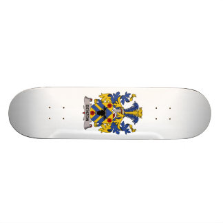 Benzon Family Crest Skateboard Deck
