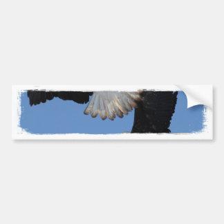 BEOAT Bald Eagles on a Treetop Bumper Sticker