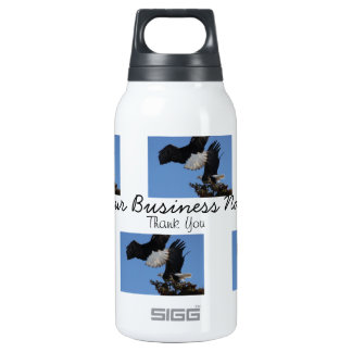 BEOAT Bald Eagles on a Treetop Insulated Water Bottle