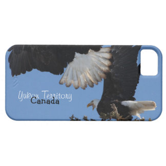 BEOAT Bald Eagles on a Treetop iPhone SE/5/5s Case