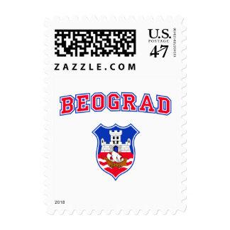Beograd Postage
