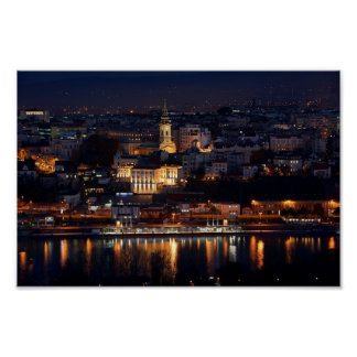 Beograd Srbija Posters
